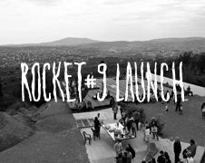 Rocket #9 Launch